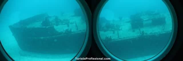 o que ver em Barbados - Passeio de submarino em Barbados