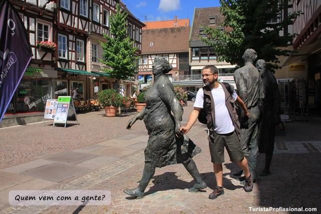tour pela Alemanha