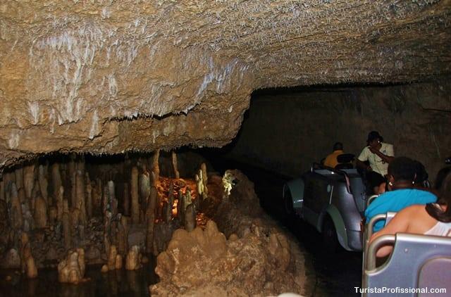 atrações turísticas de Barbados - Harrison's Cave
