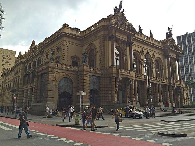 teatro municipal de são paulo - Roteiro de 3 dias em São Paulo: fim de semana cultural