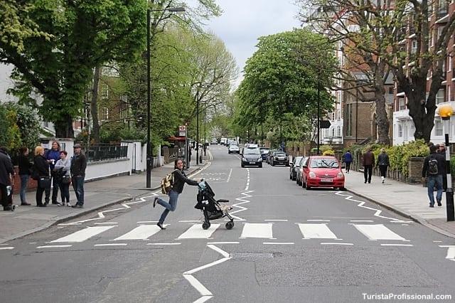 abbey road - Dicas para visitar Londres com bebê