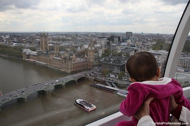 londres com bebê - Dicas para visitar Londres com bebê