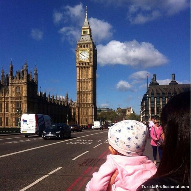 londres de viagem - Dicas para visitar Londres com bebê
