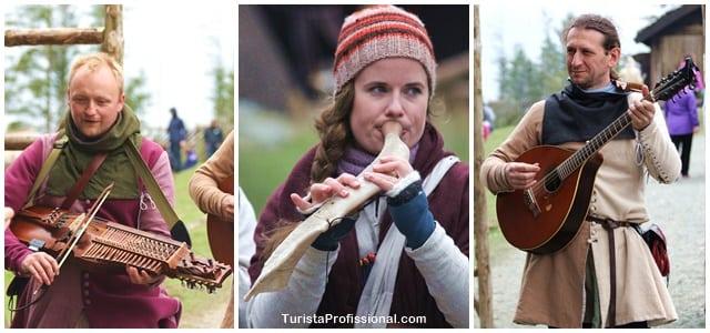 música viking - Festival Viking em Haugesund, Noruega