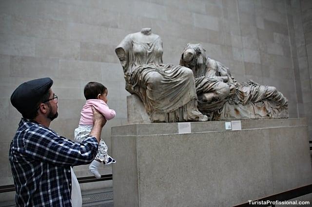museu britânico - Dicas para visitar Londres com bebê