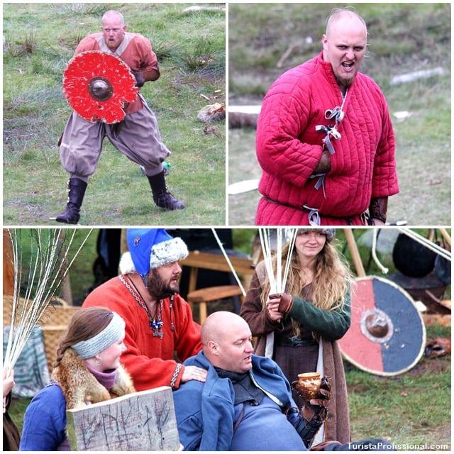 onde ir na noruega - Festival Viking em Haugesund, Noruega