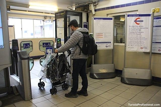 viagem com bebê londres - Dicas para visitar Londres com bebê