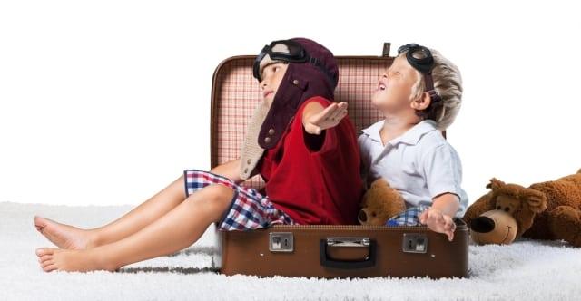 viagem com criança - Viagem de menores desacompanhados, tudo o que você precisa saber