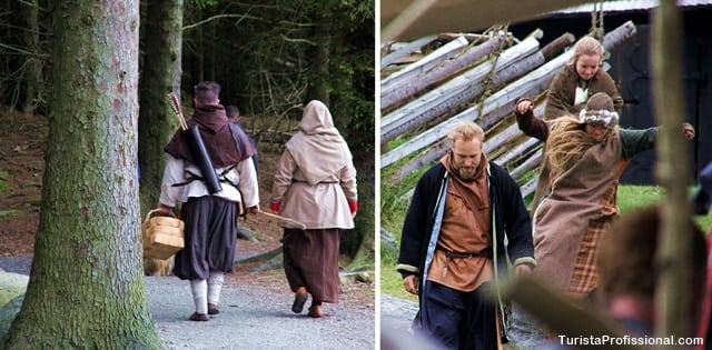 vikings - Que tal conhecer algumas atrações vikings na Noruega?