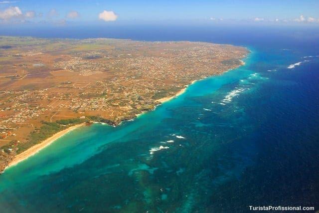 vista aérea de Barbados - 10 dicas de Barbados para quem vai pela primeira vez