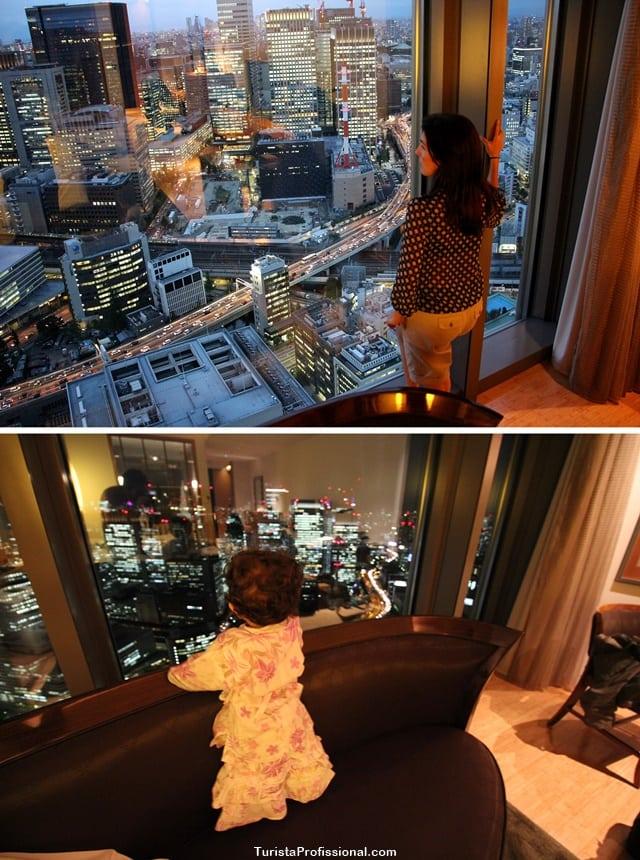 Turista Profissional - Hotel em Tóquio: Mandarin Oriental