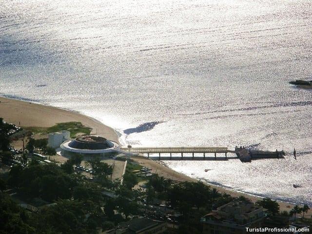 barcas charitas - Caminho Niemeyer em Niterói