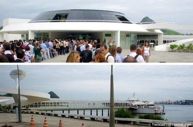 como chegar em niterói - Caminho Niemeyer em Niterói