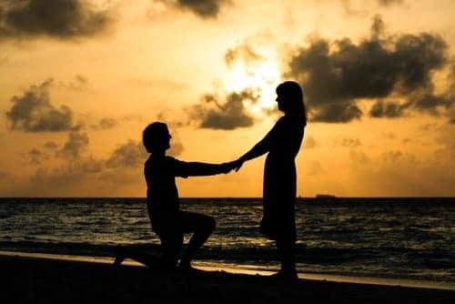 destinos românticos