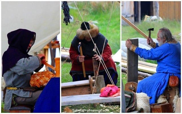 festival viking noruega - Que tal conhecer algumas atrações vikings na Noruega?