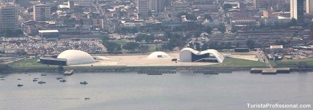 o que fazer em Niterói1 - Caminho Niemeyer em Niterói