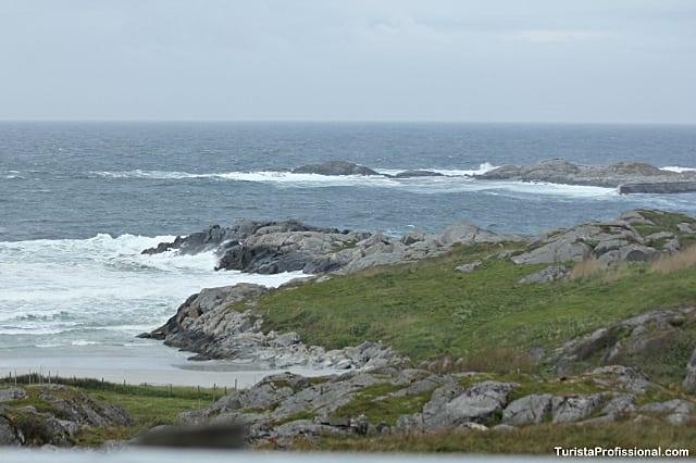 praia na noruega - Viagem pela Noruega: a linda ilha de Karmoy!