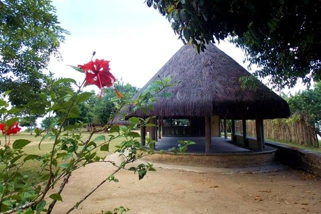 restaurante quilombola - Quilombo dos Palmares
