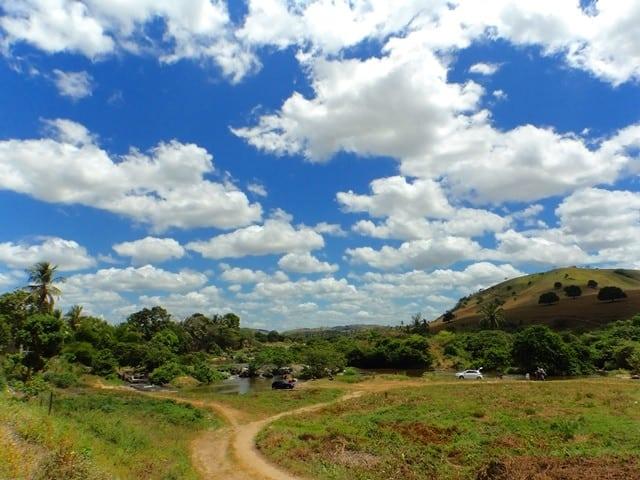 serra da barriga - Quilombo dos Palmares