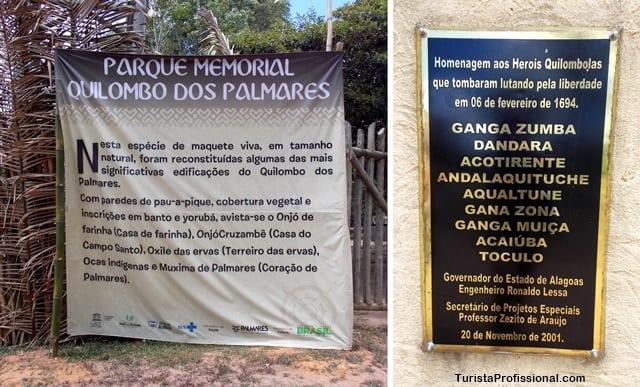 zumbi dos palmares - Quilombo dos Palmares