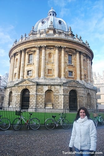 O que ver em Oxford Radcliffe Camera