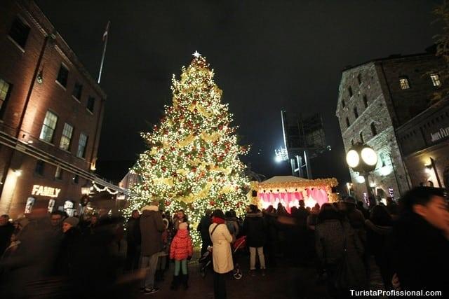 Toronto dicas - Mercados de Natal em Toronto
