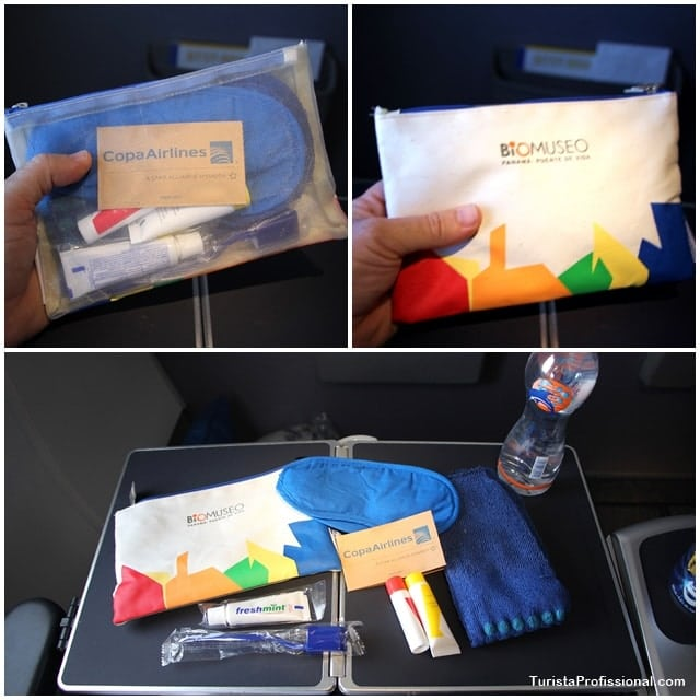amenities executiva copa airlines - Como é voar na Classe Executiva da Copa Airlines