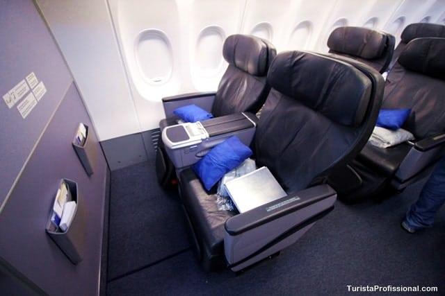 como é a classe executiva - Como é voar na Classe Executiva da Copa Airlines