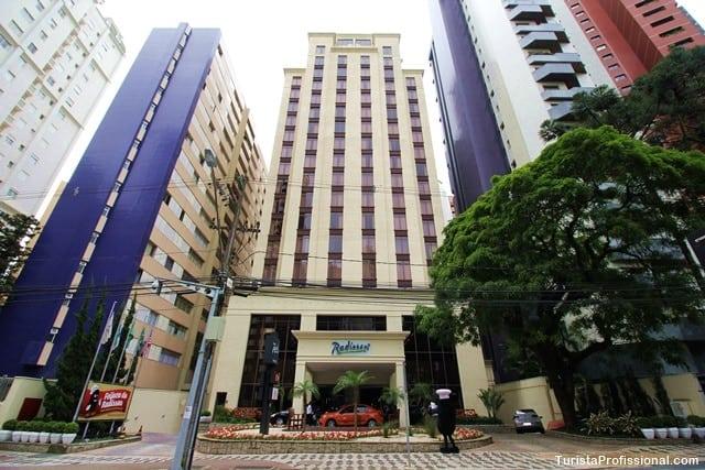 hotel Curitiba - Dica de hotel em Curitiba: Radisson