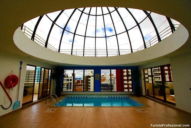 piscina hotel - Dica de hotel em Curitiba: Radisson