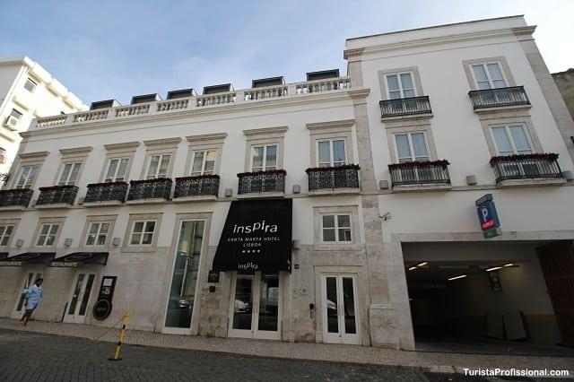 Santa Marta Inspira Hotel Lisboa