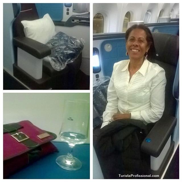 Turista Profissional - Como é voar no Boeing 787-9 Dreamliner da KLM