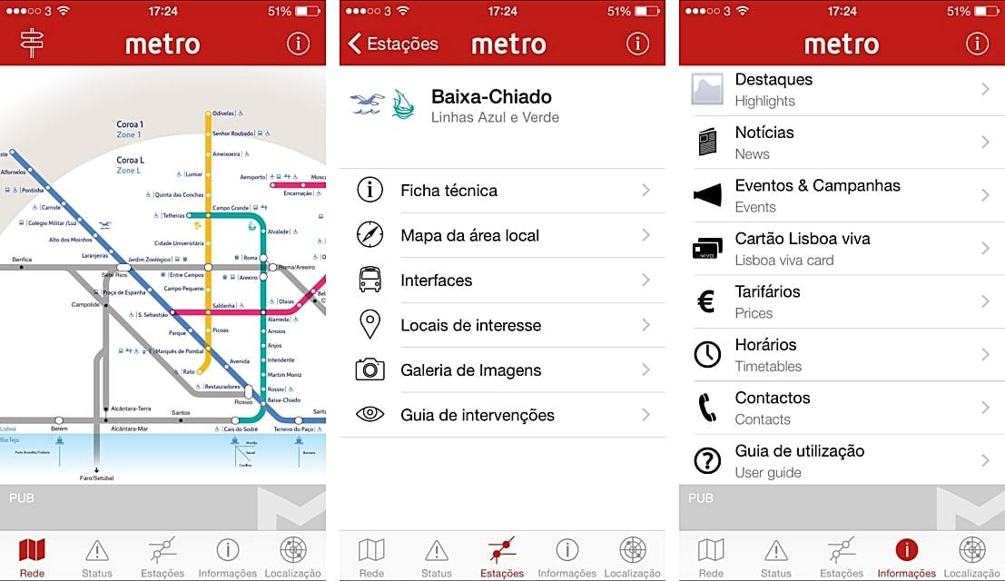 aplicativo metrô de Lisboa - Metrô de Lisboa: tudo o que você precisa saber para usá-lo