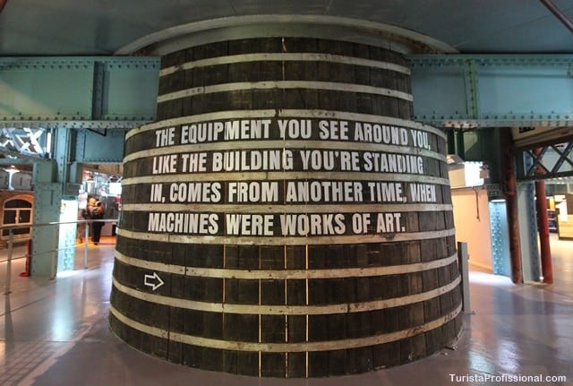 atrações de Dublin - Fábrica da Guinness em Dublin