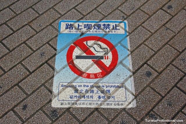 como se comportar no Japão