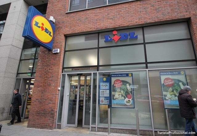 compras em dublin - Compras de supermercado em Dublin
