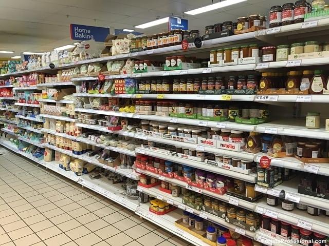 custo de vida em dublin - Compras de supermercado em Dublin