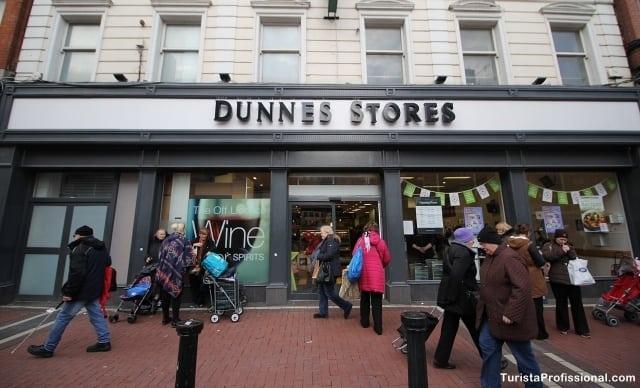 dicas dublin - Compras de supermercado em Dublin