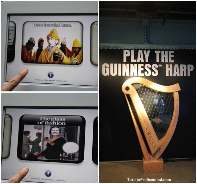 fabrica da guinness em dublin - Fábrica da Guinness em Dublin