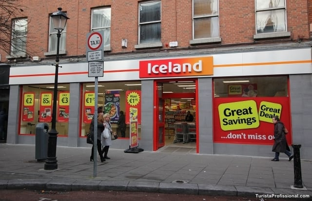 mercados em Dublin