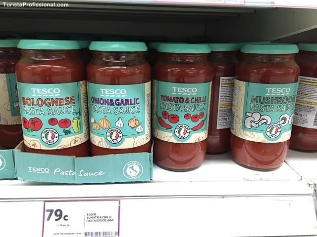 roteiro dublin - Compras de supermercado em Dublin