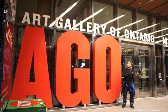 """turista profissional 1 - Dica de Toronto: """"Primeira quinta-feira"""" no Art Gallery of Ontario - AGO"""
