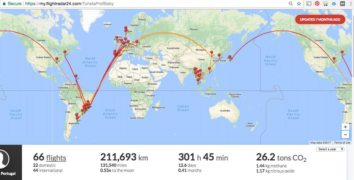 Captura de Tela 2017 11 08 às 14.20.30 - TuristaProfBaby completa 1 ano voando: 40 voos e 14 países (com apenas 15 meses de vida!)
