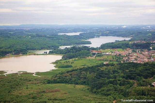 Curitiba - Voo de helicóptero em Curitiba: veja a cidade do alto!