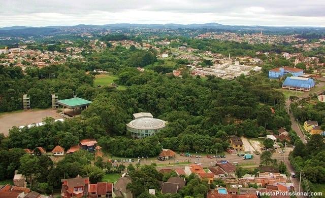 atracoes de curitiba - Voo de helicóptero em Curitiba: veja a cidade do alto!