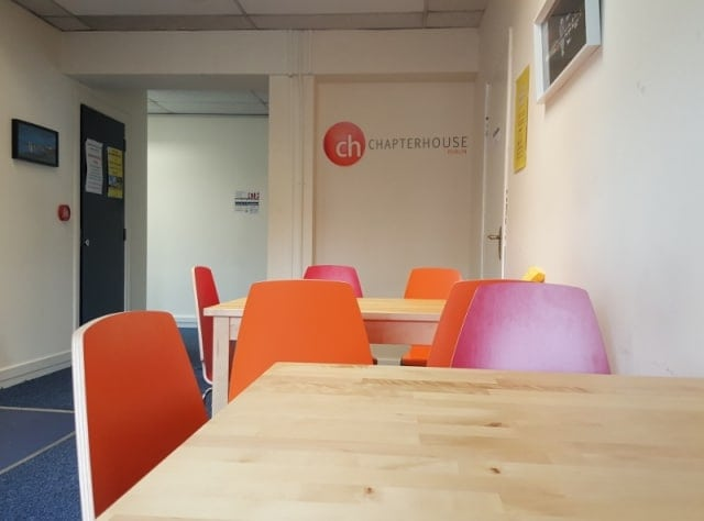 chapterhouse - Intercâmbio em Dublin: dica de escola de inglês boa e barata