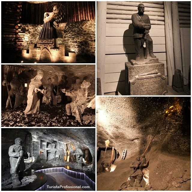 cracovia mina sal - Dicas para visitar a Mina de Sal na Cracóvia