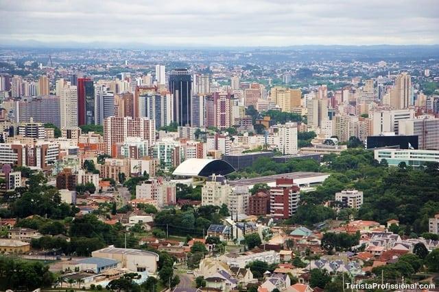 Curitiba voo de helicóptero