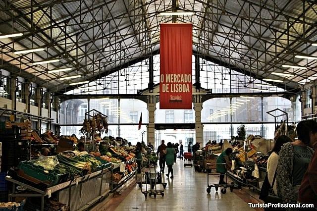 guia de lisboa 1 - Mercado da Ribeira em Lisboa