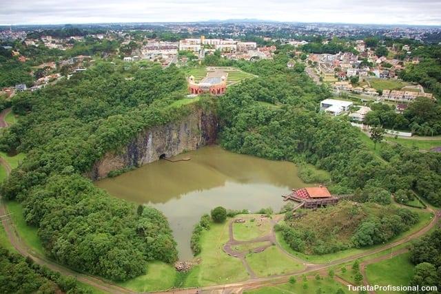 parque tangua - Voo de helicóptero em Curitiba: veja a cidade do alto!